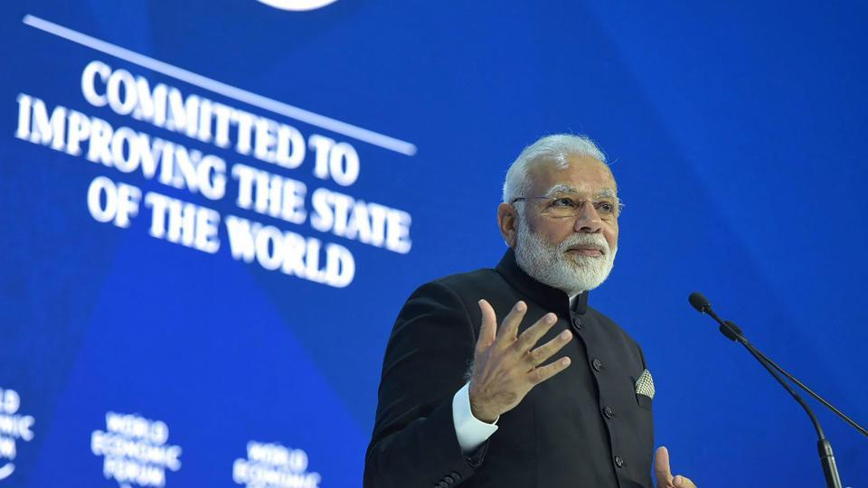 PM Modi says India's rapid economic growth will drive global energy demand